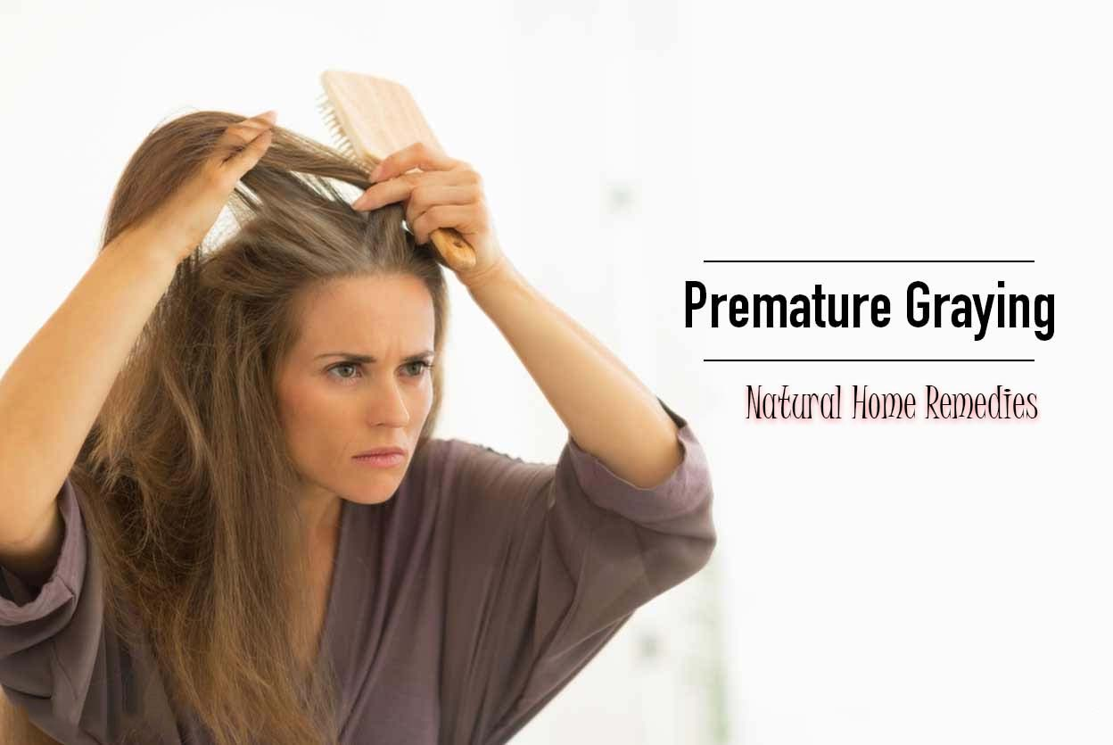 Premature Hair Greying