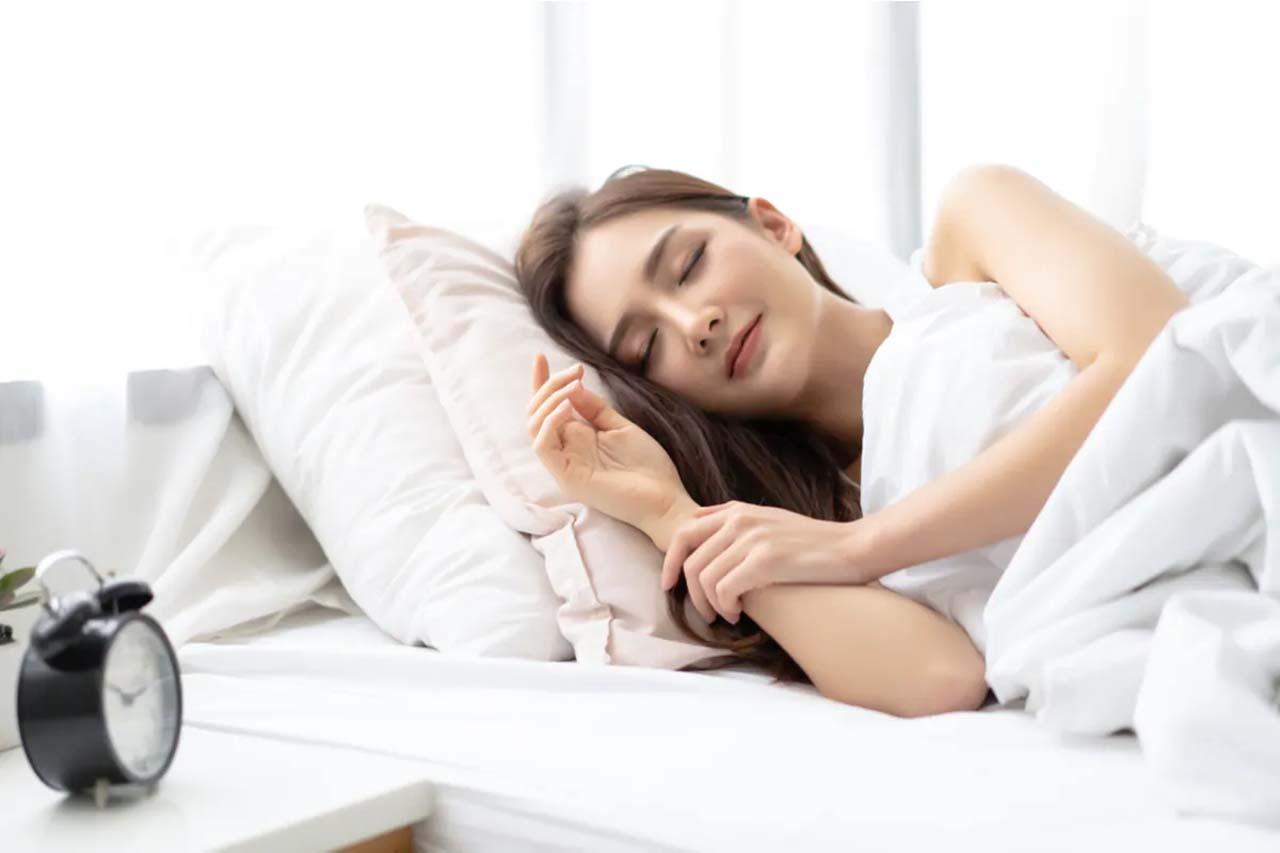 Practice Good Sleep